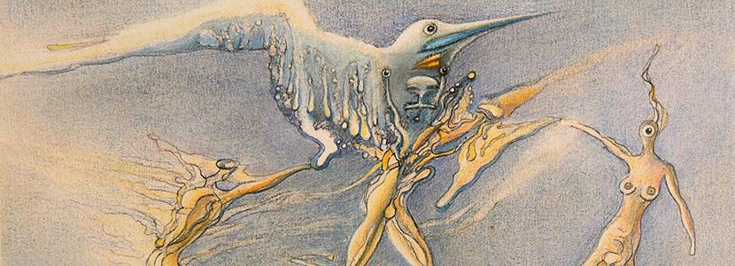Andrzej Bertrandt – Taniec z ptakiem
