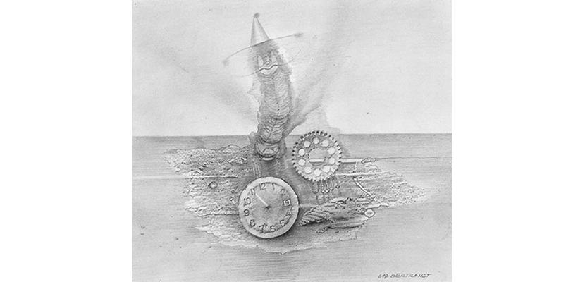 Andrzej Bertrandt, Salve-zegarek-I – 2000 (618/III)